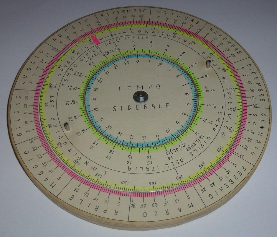 Orologio siderale